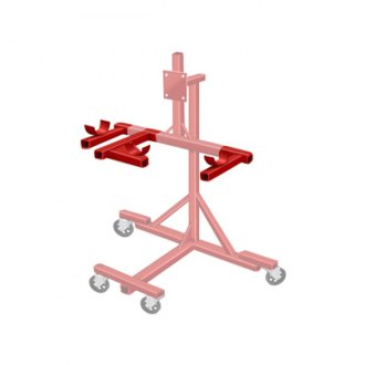 Auto Dolly® - Axle Workstation Attachment
