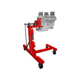 Auto Dolly® - Engine Stand Attachment