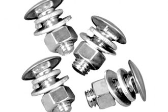 Auto Metal Direct® - Bumper Mounting Bolt Set