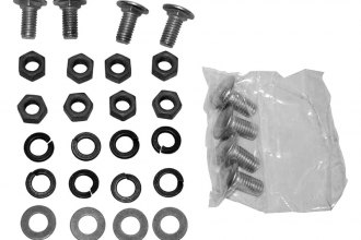 Auto Metal Direct® - Front Bumper Mounting Bolt Set