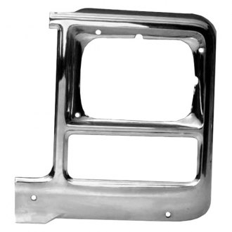 Auto Metal Direct® - Headlight Bezels