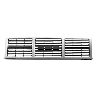 Auto Metal Direct® - TriPlus™ Front Grille for Dual Headlamps