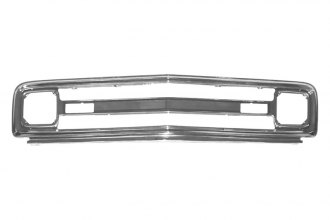 Auto Metal Direct® - TriPlus™ Outer Grille