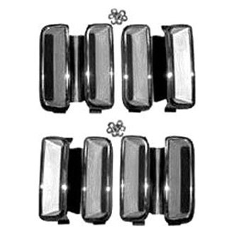 Auto Metal Direct® - Front Fender Louver Kit
