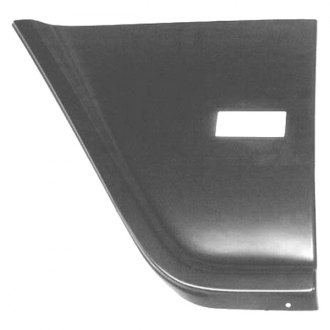 Auto Metal Direct® - TriPlus™ Front Driver Side Lower Fender Patch Rear Section