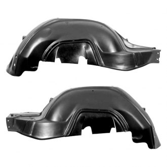 Auto Metal Direct® - Front Driver Side Fender Liners