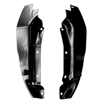 Auto Metal Direct® - Front Driver Side Fender Splash Shields