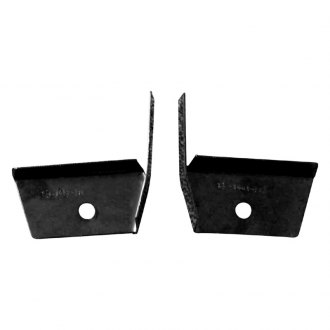 Auto Metal Direct® - Rear Driver and Passenger Side Inner Wheel Housing to Cowl Brackets