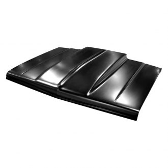 Auto Metal Direct® - TriPlus™ Cowl Induction Hood Panel