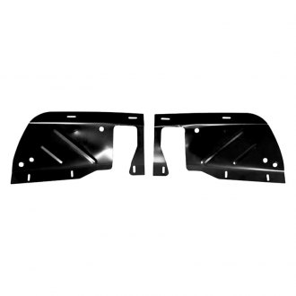 Auto Metal Direct® - Front Splash Shields
