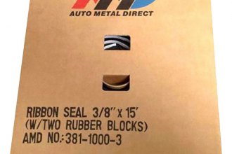 Auto Metal Direct® - Windshield Seal