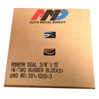 Auto Metal Direct® - Windshield Ribbon Seal