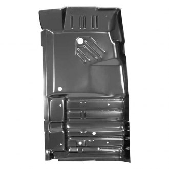 Auto Metal Direct® - Front Floor Pan Half Patch