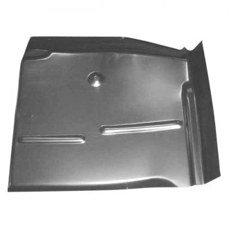 Auto Metal Direct® - TriPlus™ Cab Floor Pan Half Patch