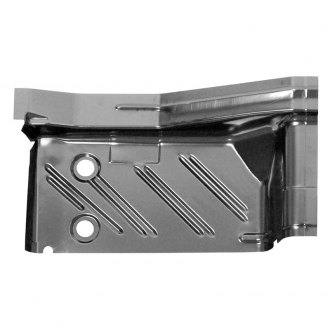 Auto Metal Direct® - Floor Pan Patch Rear Section