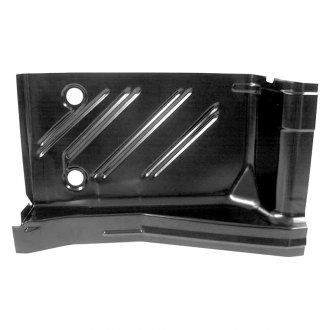 Auto Metal Direct® - Rear Floor Pan Patch Section