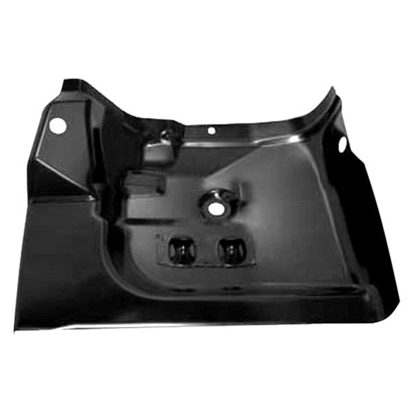 Auto Metal Direct® - Rear Driver Side Floor Pan Patch Section