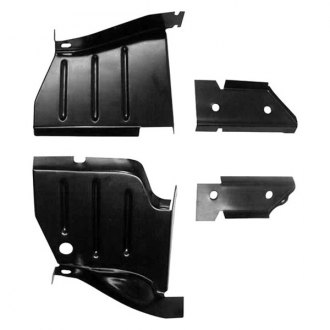 Auto Metal Direct® - Front Lower Fender Splash Shield Kit