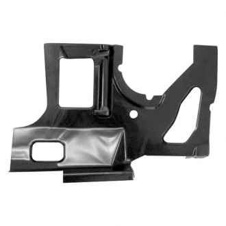 Auto Metal Direct® - Door Hinge Pillar to Rocker Panel Support