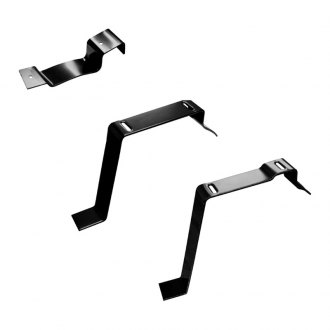 Auto Metal Direct® - Manual Transmission Console Bracket Set