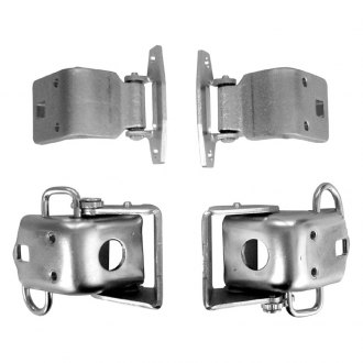 Auto Metal Direct® - Upper and Lower Door Hinge Set