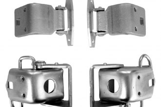 Auto Metal Direct® - Upper and Lower Door Hinges