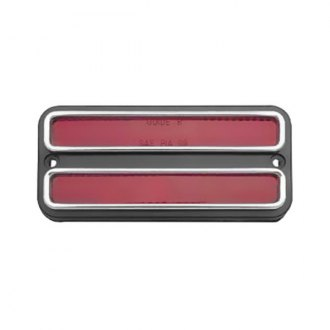 Auto Metal Direct® - TriPlus™ Rear Replacement Side Marker Light