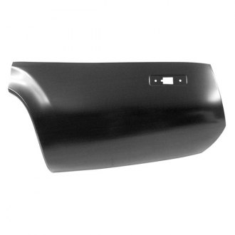 Auto Metal Direct® - Lower Lower Quarter Panel Patch Rear Section