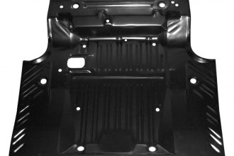 Auto Metal Direct® - Trunk Floor
