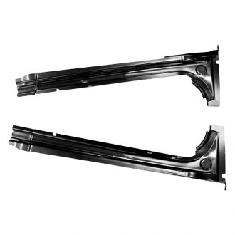 Auto Metal Direct® - Trunk Weatherstrip Gutter Set
