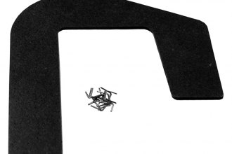 Auto Metal Direct® - Southwest Reproductions™ Frame Splash Shield