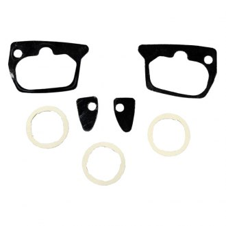 Auto Metal Direct® - Southwest Reproductions™ Door Handle and Lock Gasket Set