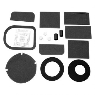 Auto Metal Direct® - Southwest Reproductions™ Heater Box Seal Kit
