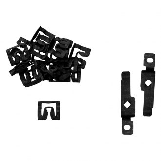 Auto Metal Direct® - Southwest Reproductions™ Back Glass Molding Clip Set