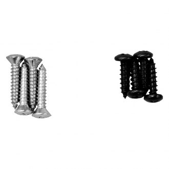 Auto Metal Direct® - Southwest Reproductions™ Shift Boot Trim Ring Screw Kit