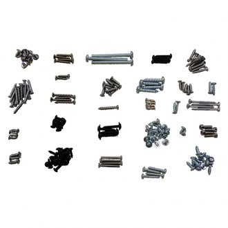 Auto Metal Direct® - Southwest Reproductions™ Interior Trim Screw Set