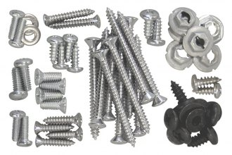 Auto Metal Direct® - Southwest Reproductions™ Console Screw Kit