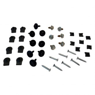 Auto Metal Direct® - Grille Hardware Kit