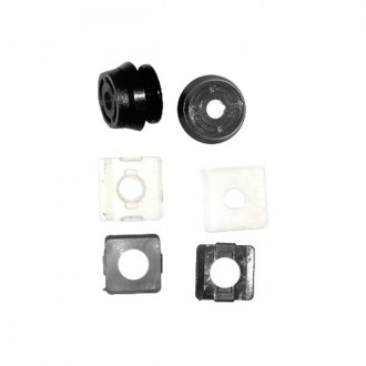Auto Metal Direct® - Southwest Reproductions™ Quarter Window Roller Kit