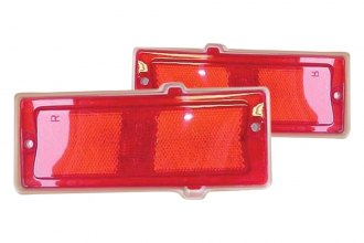 Auto Metal Direct® - Ted Williams Enterprises™ Left and Right Rear Side Marker Light