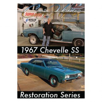 Auto Metal Direct® - CHP™ Restoration Series Disc #3