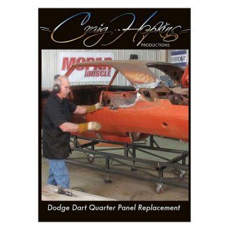 Auto Metal Direct® - CHP™ Dodge Dart Quarter Panel Replacement Instructional DVD Disc
