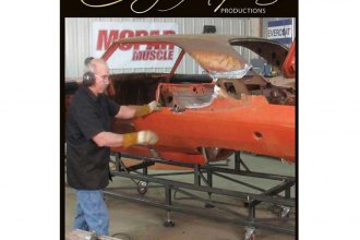 Auto Metal Direct® - CHP™ Dodge Dart Quarter Panel Replacement