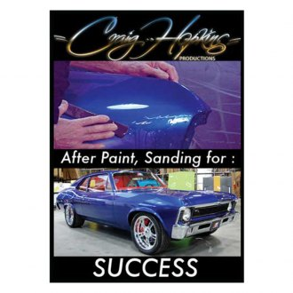 Auto Metal Direct® - CHP™ After Paint Sanding for Success