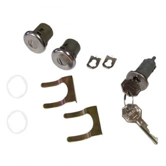 Auto Metal Direct® - Classic Auto Locks™ Lock Cylinder Kit