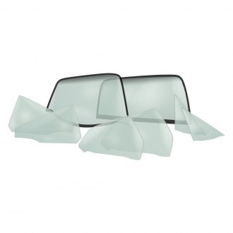 Auto Metal Direct® - Complete Glass Kit