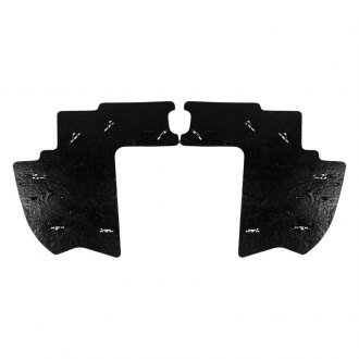 Auto Metal Direct® - Detroit Muscle Technologies™ Rear Splash Plate Top Splash Shields