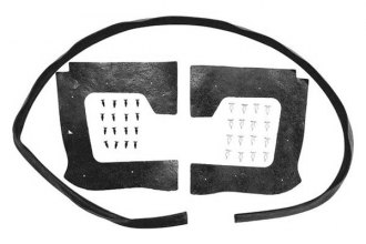 Auto Metal Direct® - FDC™ Rear Fender Shield Gasket Set
