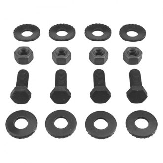 Auto Metal Direct® - CHQ™ Front Bumper Bracket Bolt Set