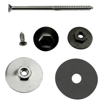 Auto Metal Direct® - CHQ™ Vent Window Assembly Hardware Kit